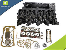 New Aftermarket Complete Cyl Head & Full Gasket Set fits Cummins 3.9L 4BT 4BTA