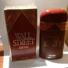 WALL STREET AFTER SPORT BODY LOTION 150 ML BY VICTOR!!!!