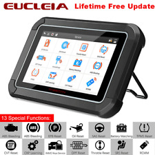 EUCLEIA S7C WIFI OBD2 Automotive Diagnostic Scanner All System ABS DPF OilReset