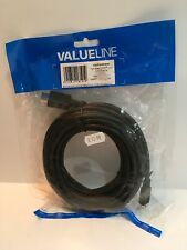 VALUELINE HIGH SPEED HDMI CABLE, 1M. UNOPENED