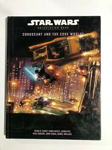 Star Wars: Coruscant and the Core Worlds: Roleplaying game RPG Wizards