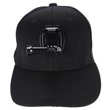 PULUZ for Go Pro Accessories Outdoor Sun Hat Topi Baseball Cap W/ Holder MountL3