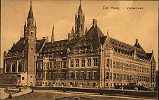 Den Haag 's-Gravenhage Niederlande Nederland ~1910 Vredespaleis Friedenspalast