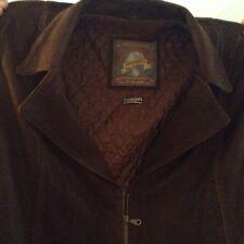 Ladies Wilson Thinsulate Leather Coat