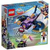 LEGO DC SUPER HERO GIRLS 41230 L'INSEGUIMENTO SUL BAT-JET DI BATGIRL NUOVO 2017