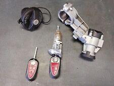 2010 ALFA ROMEO MITO Ignition Door Lock Barrel Fuel Cap & 2 Keys 50515281