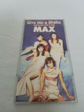 'Give me a Shake' Coupling w/KISS TO KISS MAX Mini-Audio CD J-pop (1997) Japan