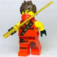 New Genuine Ninjago LEGO® Fire Ninja Kai Minifigure from sets 70756 70752 30293