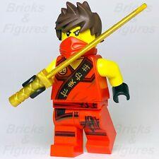 New Genuine Ninjago LEGO® Fire Ninja Kai Minifigure from sets 70756 70752 30293