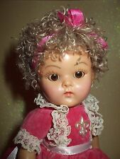 ROSEMARY BLONDE COLOR CURLY POODLE CUT DOLL WIG VINTAGE VOGUE GINNY MUFFIE WENDY