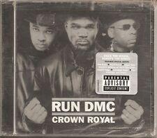 Crown Royal By Run DMC [CD, Arista, New/Sealed]