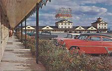 Motel Auberge Du Boulevard Laurier QUEBEC QC Canada Advertising Postcard