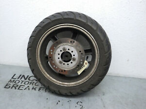 Baotian BT125 T-12 Evolution Front wheel and tyre BT21