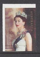 Australia 2003 Golden Jubilee of Coronation  booklet pane  Stamp
