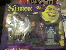 "Shrek Mini Figures set ""Shrek and Friends"" McFarlane Toys"