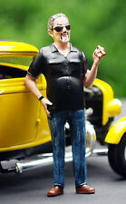 24030 American Diorama Hot Rodder Bill, 1:24, neu, neu 2016 neu, neu