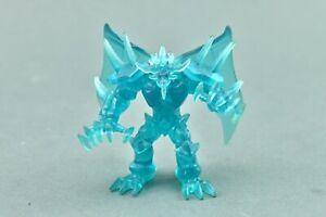 "Yu-Gi-Oh - Blue Eyes Ultimate Dragon 2"" Mini Mattel Figure Clear"