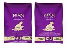 Fromm Gold Small Breed Adult 15 lb Dog Food - TWO 15 lb BAGS - FREE SHIPPING