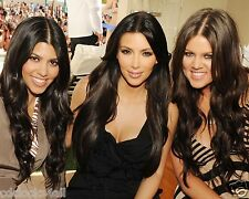 SeXy Kardashian Sisters 8 x 10 GLOSSY Photo Picture