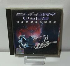 Colony Wars - Vengeance for PLAYSTATION 1/PS1 Boxed + Instructions A6031