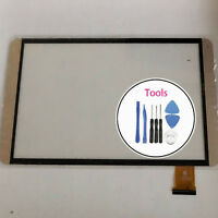 For 10.1 Pendo PNDP51M10BLK Touch Screen Digitizer Tablet Glass Replacement