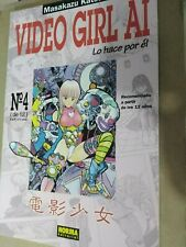 Comic Video Girl Ai Nº4