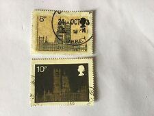UK Great Britain 1973 SC# 705-706 complete Set Nice Lot 117