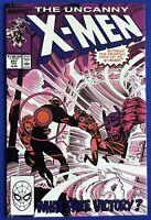 Uncanny X-Men #247 (1989) Master Mold, Sebastian Shaw & Nimrod APP; NM
