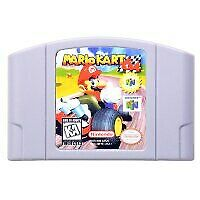 Mario kart 64-Video-Game-Cartridge-Console-Card-US-Version-For-Nintendo-N64