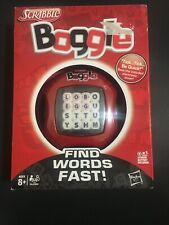 Scrabble Boggle electronic Search Find Words Family Fun Game Hasbro
