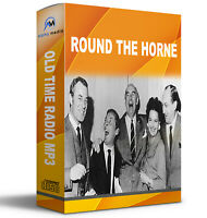 Round the Horne 71 Old Time Radio Comedy Shows MP3 CD 35 Hrs