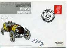 1970 Motor Cars Cover SIGNED Lord Montagu