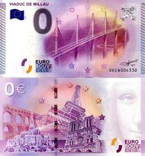 BILLET 0 EURO - 2015-1 - VIADUC DE MILLAU - UECQ006330