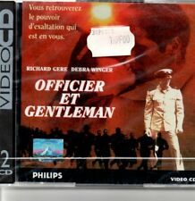 RARE VIDEO CD OFFICIER ET GENTLEMAN