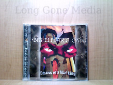 Dreams Of A Mad King by Big Electric Cat (CD, PROMO, 1994, Cleopatra)
