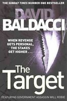 The Target (Will Robie 3)-ExLibrary