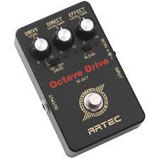 SE-OCT - ARTEC Octave Drive Vintage Octaver with Distortion effect pedal