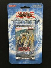 Yugioh! Tactical Evolution 1st Edition Blister Pack - Factory Sealed