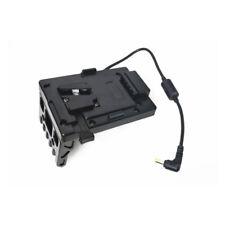 Hontoo V-lock V mount battery plate power supply system for SONY FS7 FSII camera