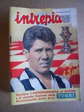 INTREPIDO n°9 1962  [G394B] con inserto Enciclopedia