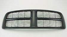 2002 2003 2004 2005 Dodge Ram 1500 2500 3500 Black & Chrome Grille CH1200331