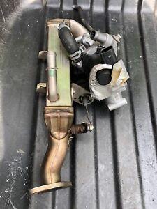 INFINITI FX30 QX70 M30 EX30 3.0 DIESEL 2012 EGR VALVE WITH COOLER 8200821770