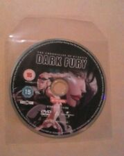 Chronicles of Riddick - Dark Fury. (Blu-ray, Disc only) Brand new. Vin diesel.