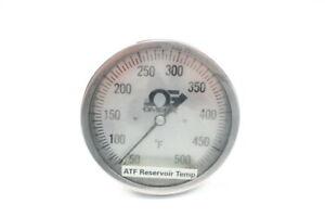 Omega 06907 Bimetal Thermometer 2-1/2in 50-500f