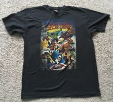 MARVEL Secret Wars XL T-Shirt