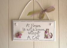 Handmade Modern Home Sweet Home Decorative Plaques & Signs
