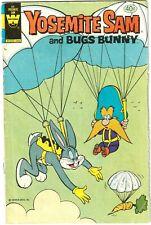 Yosemite Sam and Bugs Bunny #66 VG/FN (Whitman, 1980)