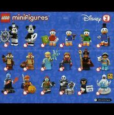 LEGO Disney Series 2 Minifigures 71024 Complete, Sealed Set of 18 minifgs packs