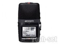 ZOOM H2n Handy Portable Recorder Digital Audio Linear PCM H2Next Japan New EMS