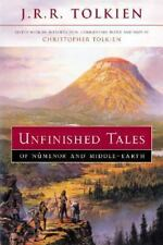 Unfinished Tales of Numenor and Middle-Earth (Hardback or Cased Book)